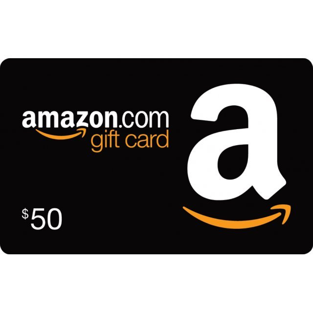 Amazon Gift Card (US$ 50) Digital