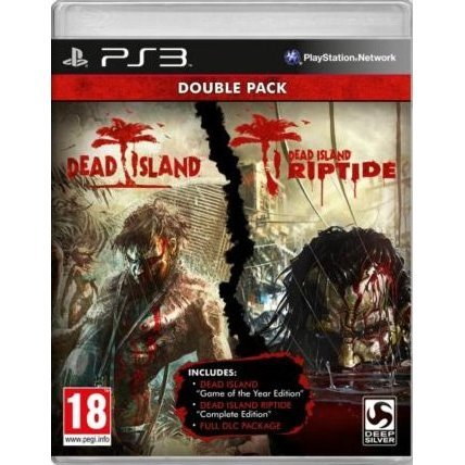 Dead Island (Game of the Year) and Dead Island: Riptide Double Pack