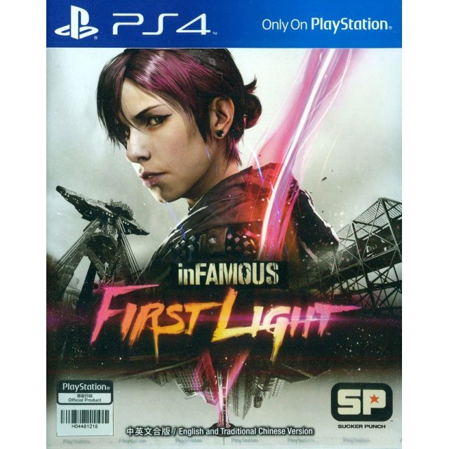 Infamous: First Light (Chinese & English Sub)