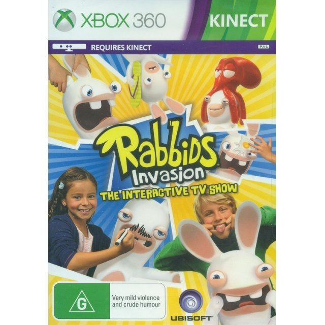 Rabbids Invasion (English)
