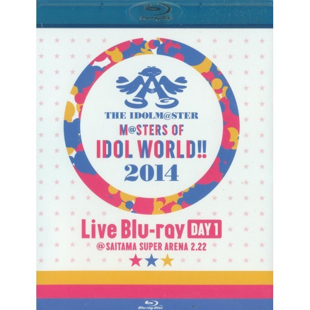 Idolm@ster M@sters Of Idol World 2014 Day 1