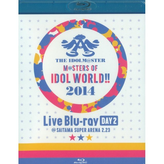 Idolm@ster M@sters Of Idol World 2014 Day 2