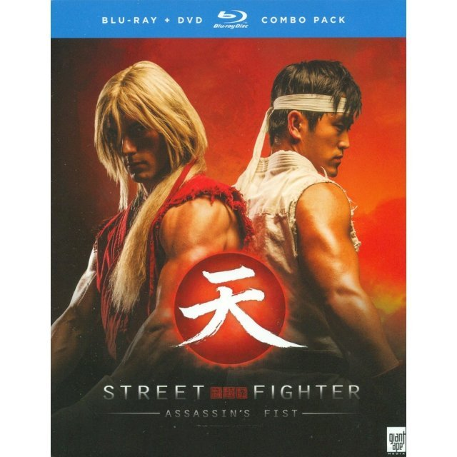 Street Fighter - Assassin's Fist [Blu-ray+DVD]