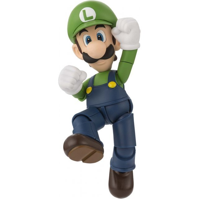 S.H.Figuarts Super Mario: Luigi (Re-run)