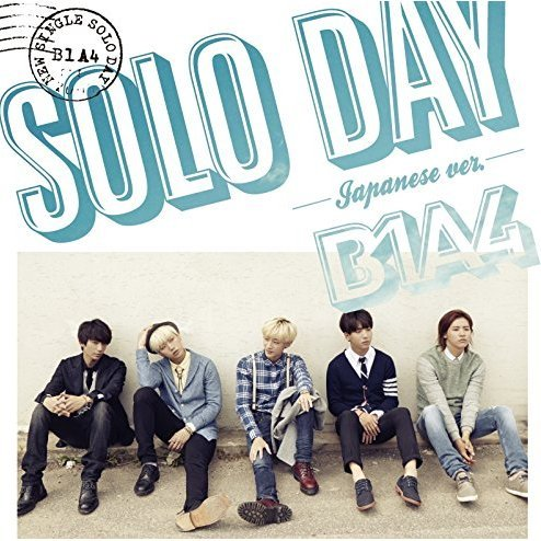 Solo Day (Japanese Version) [CD+DVD Limited Edition Type B]