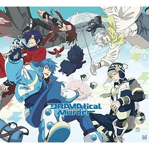 Dramatical Murder Dvd Box [4DVD+2CD]