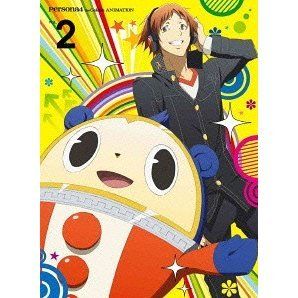 Persona 4 The Golden Vol.2 [DVD+CD Limited Edition]