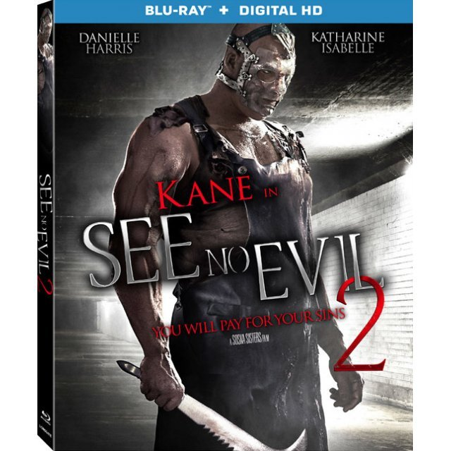 See No Evil 2 [Blu-ray+Digital HD]