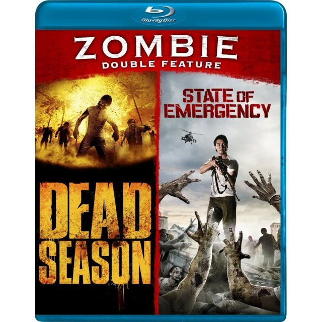 Zombie Double Feature