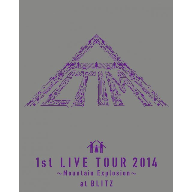 1st Live At Blitz 2014 - Mountain Explosion [Limited Edition]