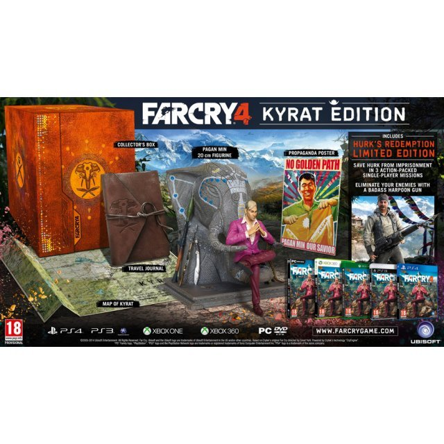 Far Cry 4 (Kyrat Edition)