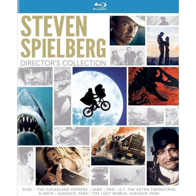 Steven Spielberg: Director's Collection