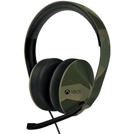 Microsoft Xbox One Stereo Headset (Armed Forces) (Japan)
