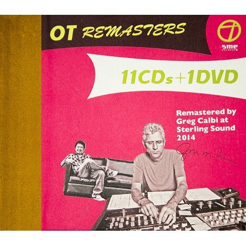 Ot Remasters [11CD+DVD Limited Edition]