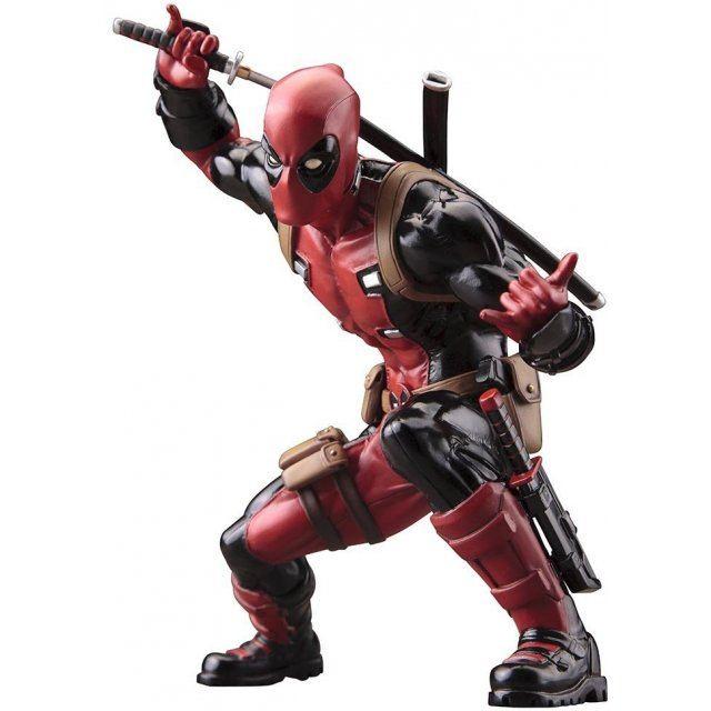 ARTFX+ Marvel NOW!: Deadpool (Re-run)