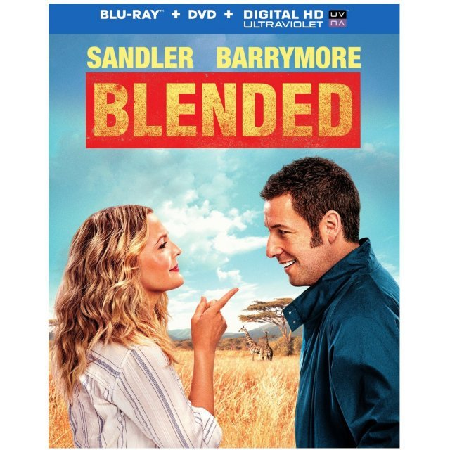 Blended [Blu-ray+DVD+Digital Copy+UltraViolet]