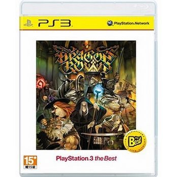Dragon's Crown (Playstation 3 the Best) (Chinese Sub)