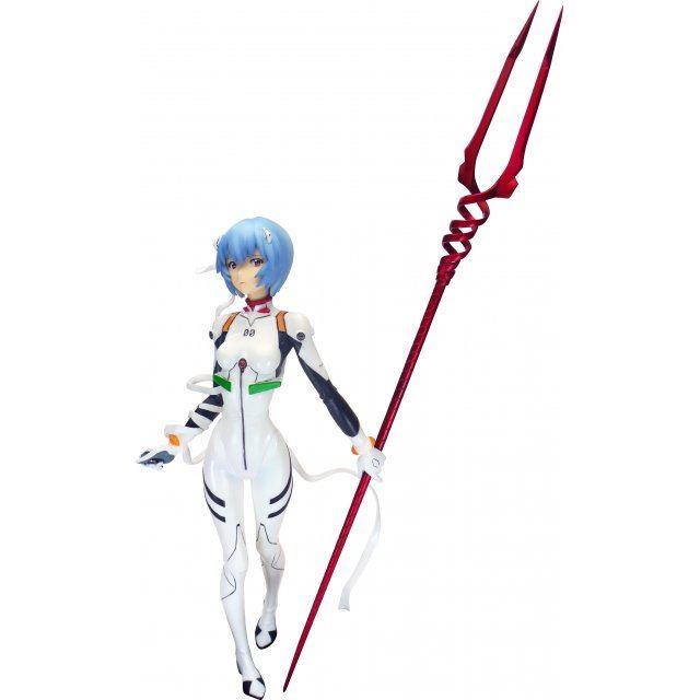 Rebuild of Evangelion 1/8 Scale Cold Cast Figure: Ayanami Rei (Re-run)