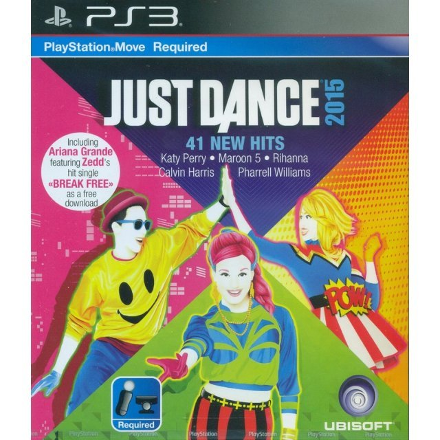 Just Dance 2015 (English)