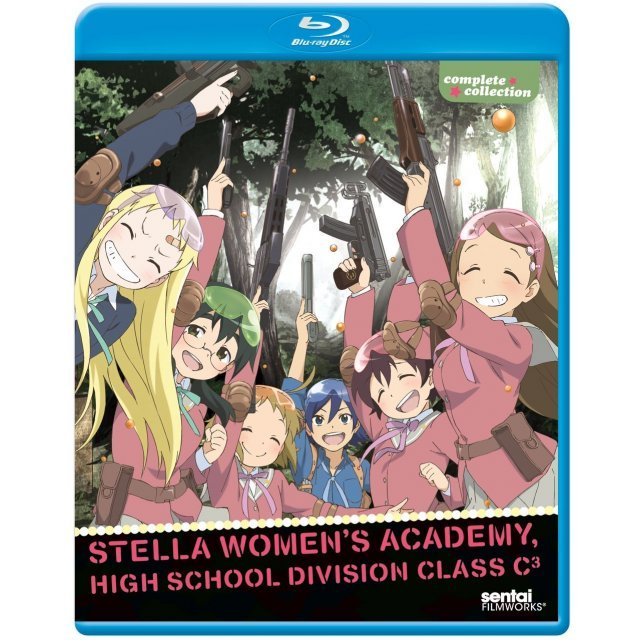 Stella Women's Academy High School Division Class C3: Complete Collection