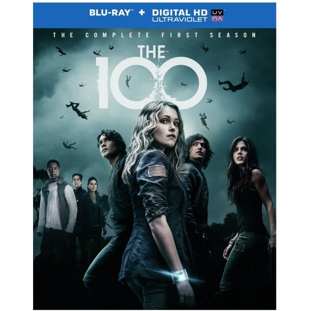 The 100: The Complete First Season [Blu-ray+Digital HD+UltraViolet]