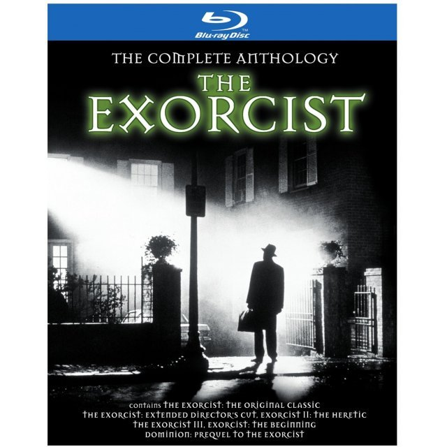 The Exorcist: The Complete Anthology