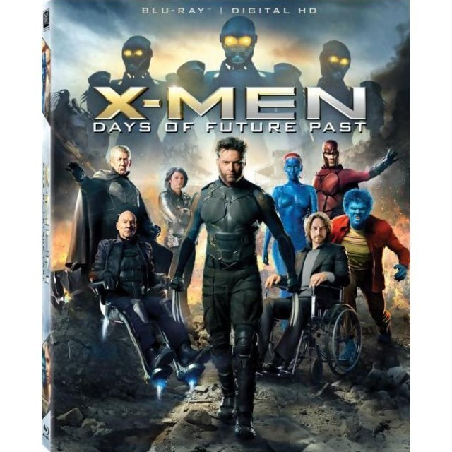 X-Men: Days of Future Past [Blu-ray+UltraViolet]