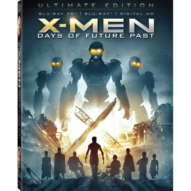 X-Men: Days of Future Past  3D (Ultimate Edition)