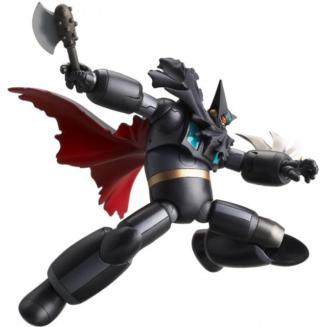 Legacy Of Revoltech Shin Change!! Getter Robo: Black Getter