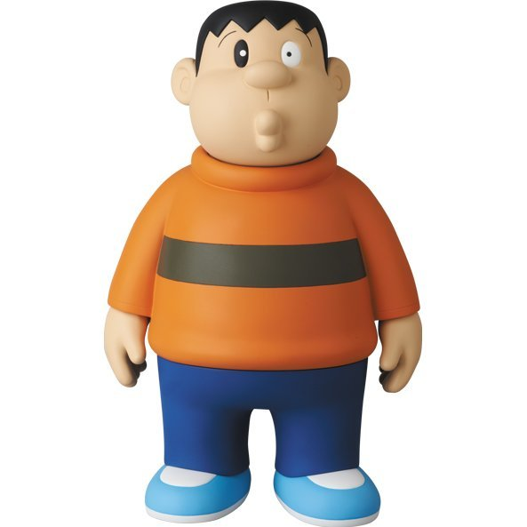 Vinyl Collectible Dolls Doraemon: Gian Standard Ver.