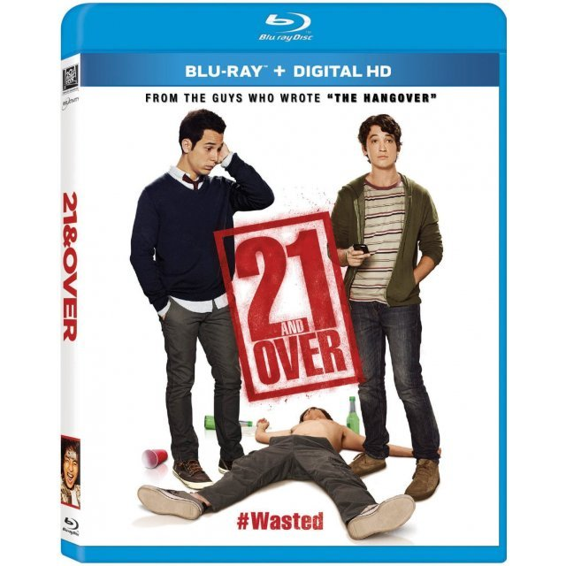 21 & Over [Blu-ray+Digital HD]