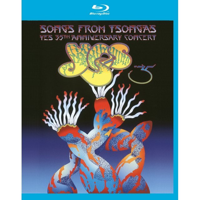 Yes: Songs from Tsongas (The 35th Anniversary Concert)