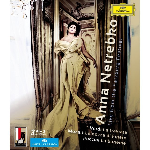 Anna Netrebko: Live from the Salzburg Festival