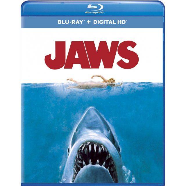Jaws [Blu-ray+Digital Copy]