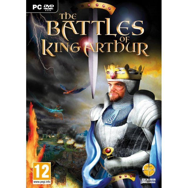 The Battles of King Arthur (DVD-ROM)