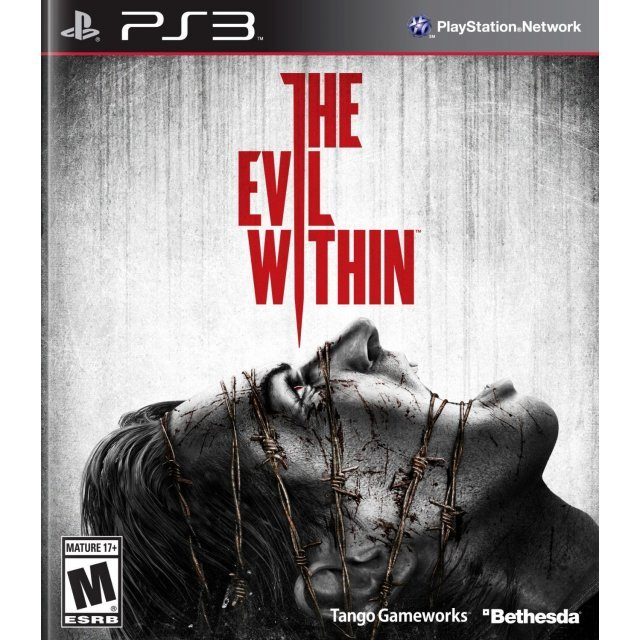 The Evil Within (Chinese Sub)