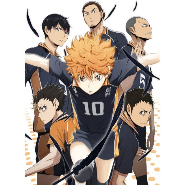 Haikyu Vol.5 [Blu-ray+CD]