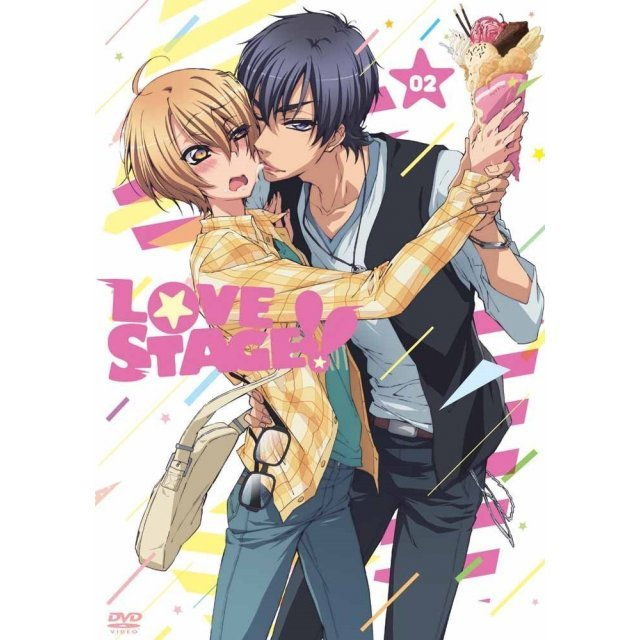 Love Stage Vol.2 [Limited Edition]