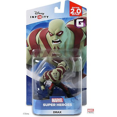 Disney Infinity Marvel Super Heroes (2.0 Edition) Figure: Drax