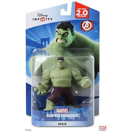 Disney Infinity Marvel Super Heroes (2.0 Edition) Figure: Hulk