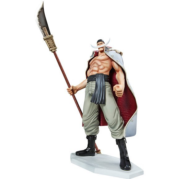 Excellent Model Portrait Of Pirates One Piece Series NEO-EX: Whitebeard Edward Newgate Limited Reprint Edition