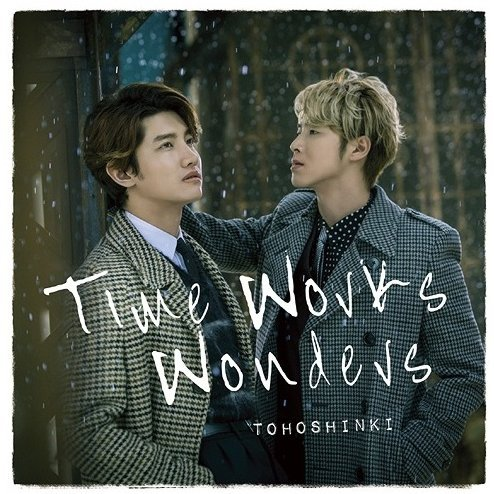 Time Works Wonders [CD+DVD Limited Edition]