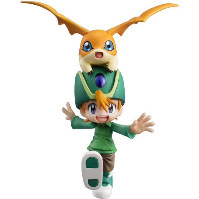 G.E.M. Series Digimon Adventure: Takaishi Takeru & Patamon