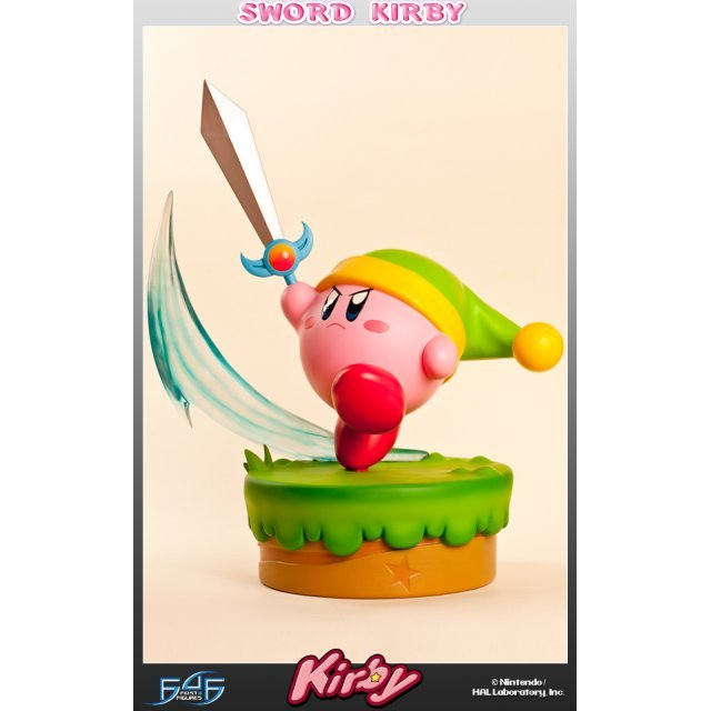 Kirby's Dream Land Series 16 inch Statue: Sword Kirby