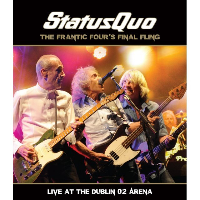 Status Quo: The Frantic Four's Final Fling