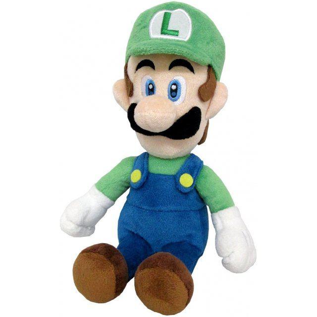 Super Mario All Star Collection Plush: AC02 Luigi (Small)