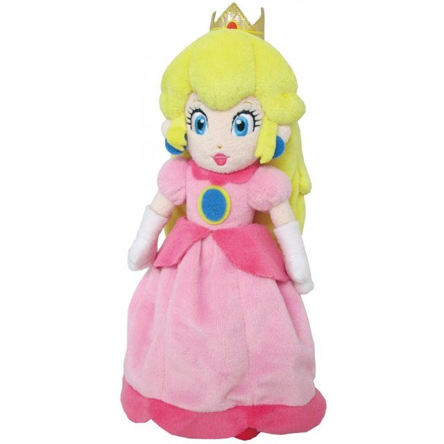 Super Mario All Star Collection Plush: AC05 Peach (Small)