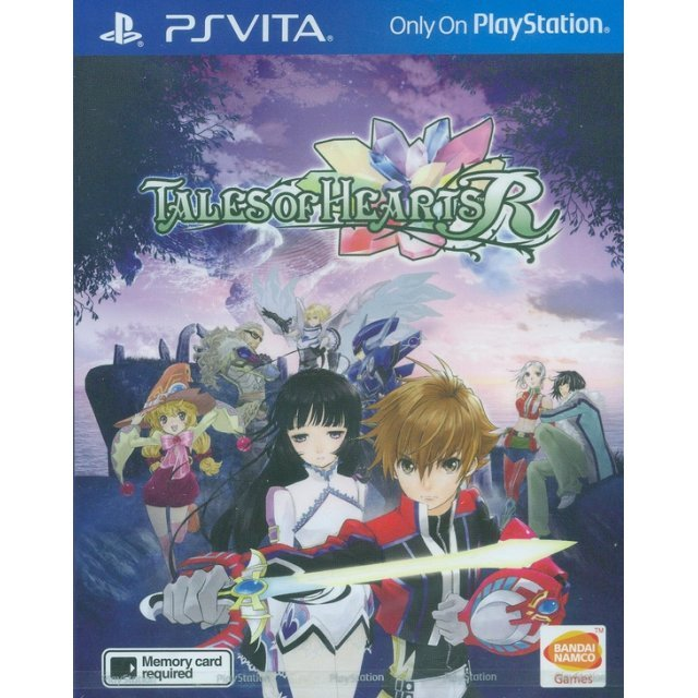 Tales of Hearts R (English)