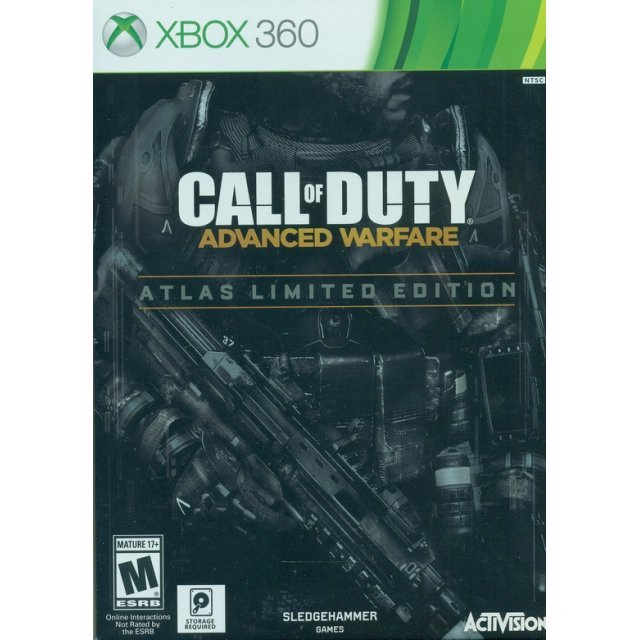 Call of Duty: Advanced Warfare (Atlas Limited Edition)
