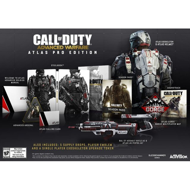 Call of Duty: Advanced Warfare (Atlas Pro Edition)